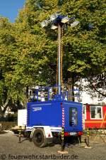 Siegen/176808/dieser-lichtmast-gehoert-dem-thw-ov Dieser Lichtmast gehört dem THW OV Siegen. Aufgenommen beim NRW Tag 2011 in Bonn.